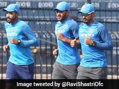 Watch: Team India's New Pace Attack Warming Up Before Sri Lanka T20 Challenge