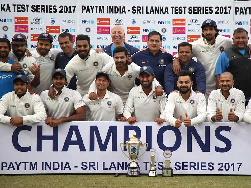 India Win Series 1-0 After Sri Lanka Draw The Final Test