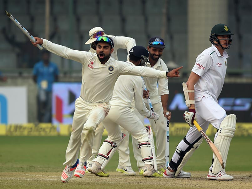 India vs South Africa Test Series Named As