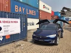 Elon Musk Hints At 'Partial Presence' Of Tesla In India By 2019