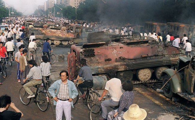 10,000 Killed In China's 1989 Tiananmen Crackdown: British Archive
