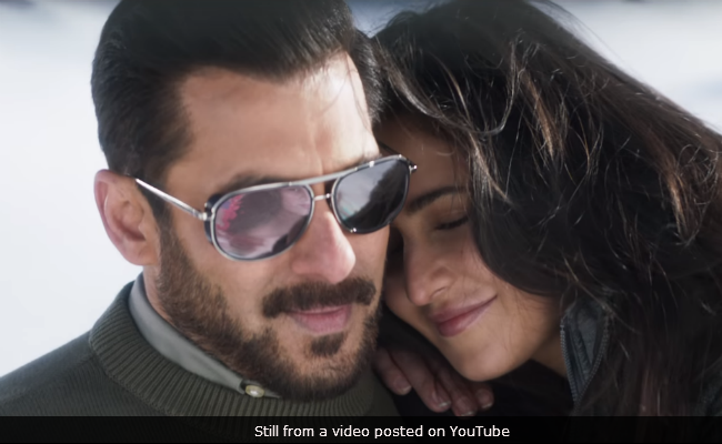 Tiger Zinda Hai's Dil Diyan Gallan: Katrina Kaif's Portrait By Salman Khan Will Win Your Heart