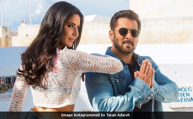 Tiger Zinda Hai Box Office Collection Day 8: Salman Khan's Film 'Maintains Strong Trend'