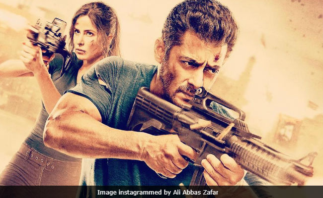 Tiger Zinda Hai Box Office Collection Day 5: सलमान की फिल्म की दुनिया भर में धूम, कमाई 200 करोड़ के पार