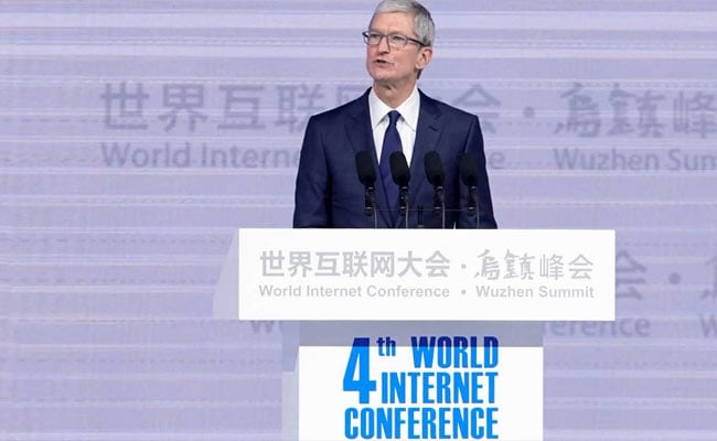 Apple, Facebook Find Something To Praise China For Amid Internet Clamp