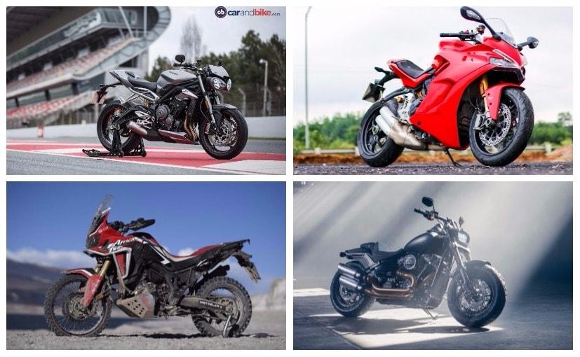 b749a12175c Best Bikes Of 2017: Top 10 Superbikes Of The Year - NDTV CarAndBike