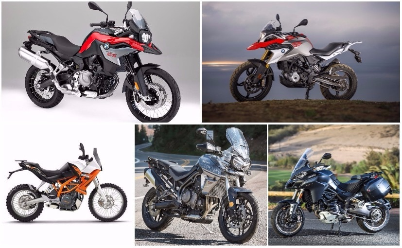 Upcoming Bikes Of 2018 Top 10 Adventure Bikes Ndtv Carandbike