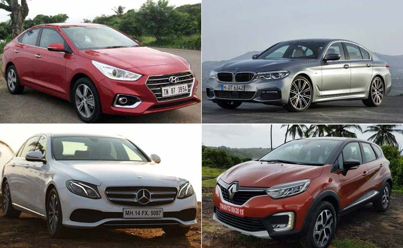 Here is our list of top 7 cars that were launched in 2017 till date