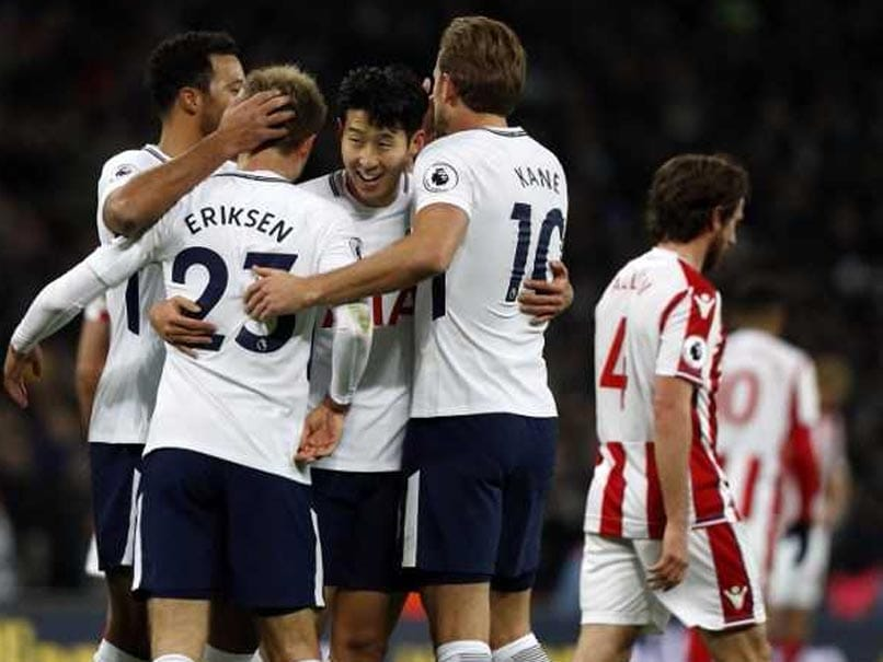 Premier League: Son Heung-Min Sinks Stoke City To Get Tottenham Hotspur Back On Track