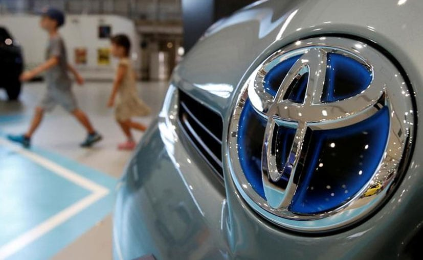 Toyota To Introduce 10 All-Electric Vehicles By 2020