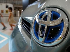 Toyota India Registers Close To 5 Per Cent Total Growth In February 2017
