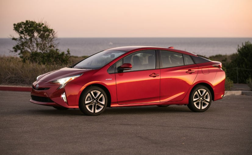 Toyota Plans To Recall Around 1 03 Million Vehicles Including Its Petrol Hybrid Prius Model
