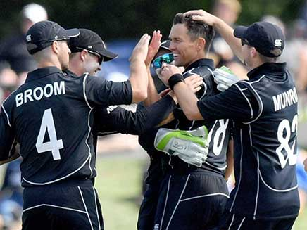 New Zealand Warn Of No Let Up As Trent Boult Destroys West Indies
