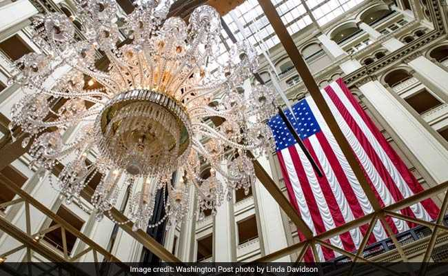 In Troubled Times, Donald Trump's Washington DC Hotel Is A Refuge For His Fans
