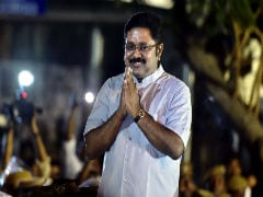 TTV Dhinakaran On Victory March At Chennai's RK Nagar