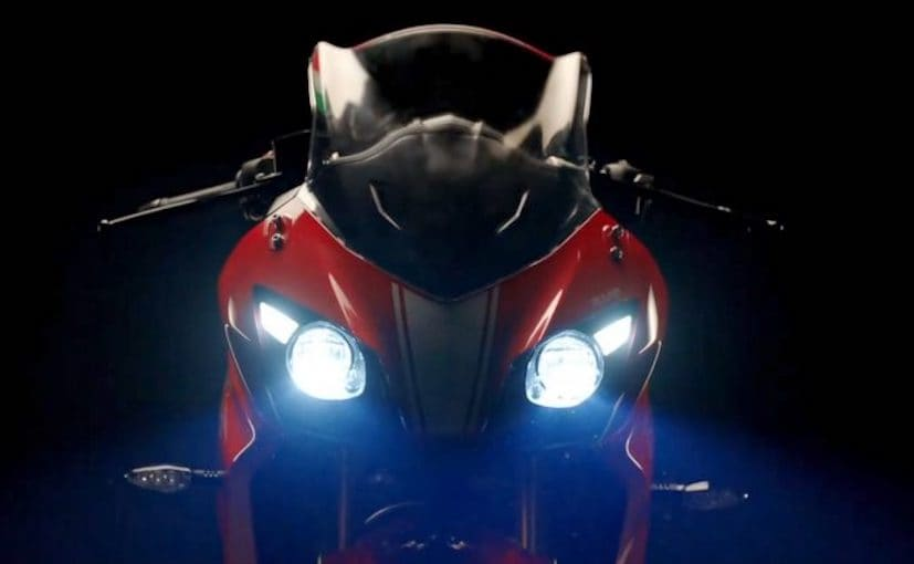 TVS Apache RR 310 Teased In New Video Ahead Of Debut