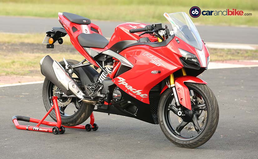The TVS Apache RR 310 is a versatile sport bike with little room for criticism