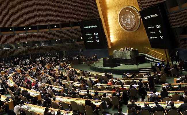 'Don't Need Lessons On Rights From Failed State': India Slams Pak At UN