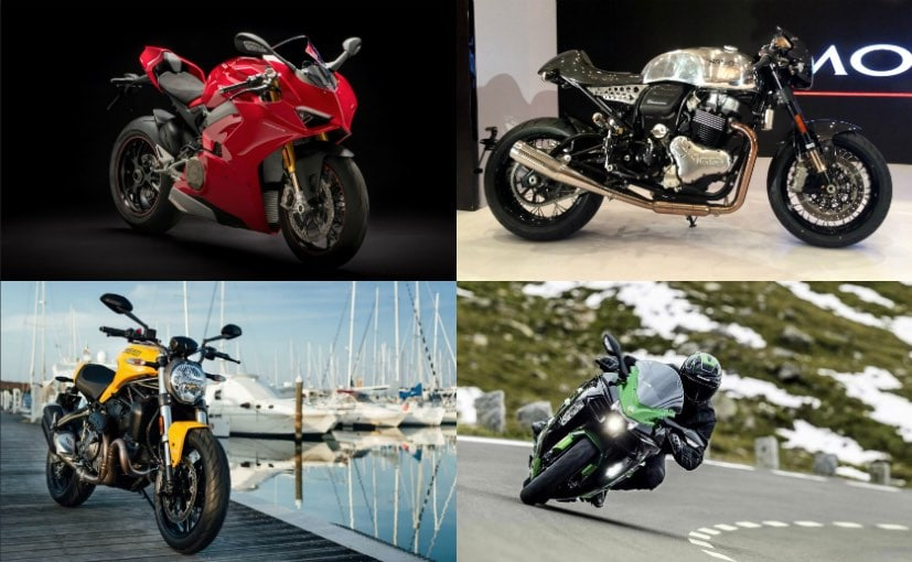 Upcoming Bikes In 2018 Top 7 Sport Bikes Ndtv Carandbike