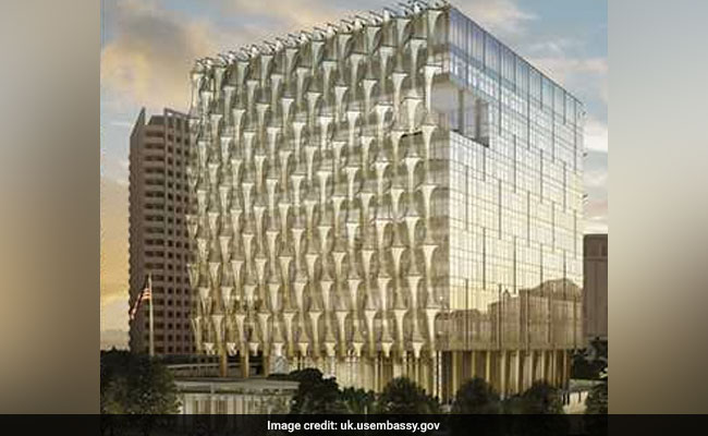 Built By US For $1 Billion, This Is World's Most Expensive Embassy