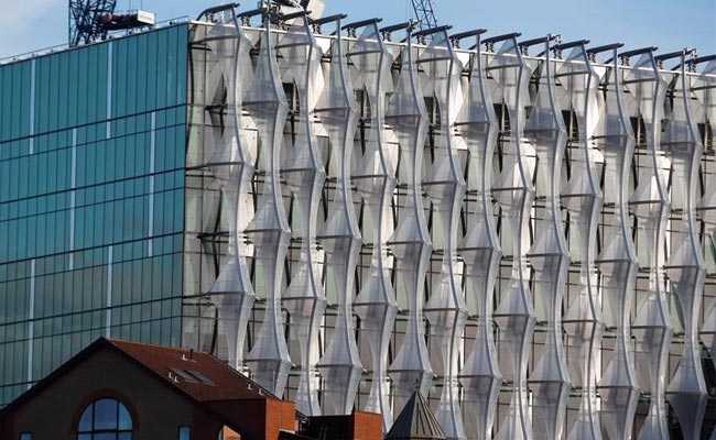 US Prepares To Open Doors On Billion-Dollar London Embassy
