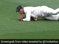 Watch: Usman Khawaja's Catch To Dismiss Stuart Broad Stirs Ashes Controversy