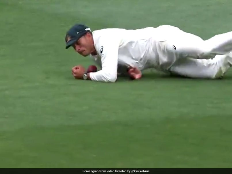 Watch: Usman Khawaja