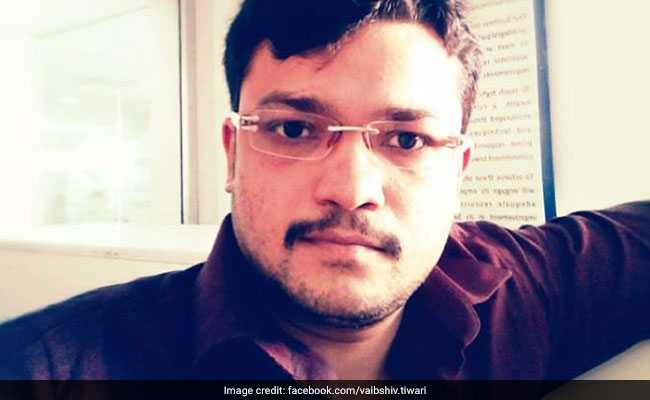 Son Of Former BJP Lawmaker Shot Dead Near Party Office In Lucknow