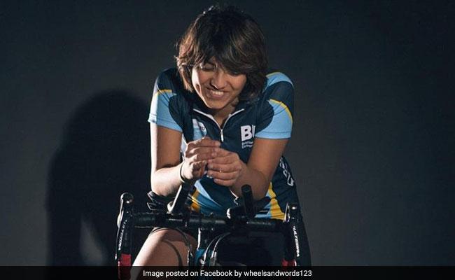 11abb848956 Pune Girl Vedangi Kulkarni Aims To Set World Record By Cycling Solo ...