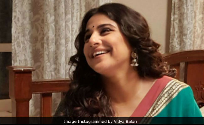 Vidya Balan Says Tumhari Sulu Proves 'Married Actresses Can Score A Hit'