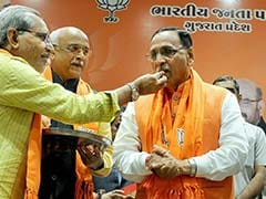 Post-99 No Change, Vijay Rupani Likely To Remain Gujarat Chief Minister