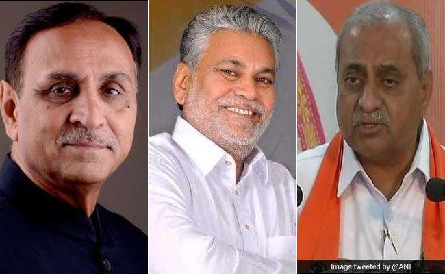 गुजरात में जीत के बाद निगाहें अब CM के चेहरे पर, जानें कौन मार सकता है बाजी!