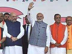 Vijay Rupani's New Cabinet: All About BJP's Ministers In Gujarat