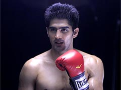 Vijender Singh To Defend Title Against African Champion Ernest Amuzu