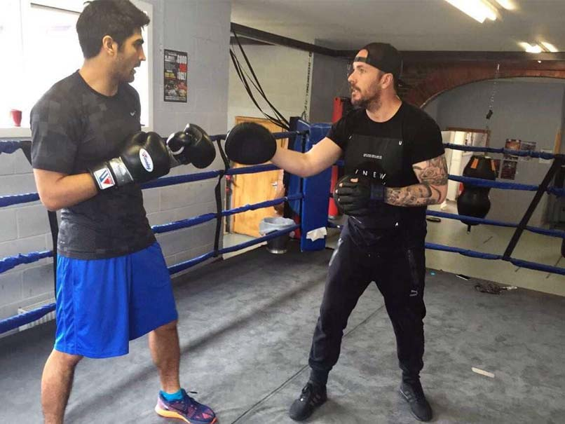 Will Knock Ernest Amuzu Out In The Early Rounds: Vijender Singh
