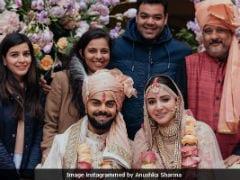 Anushka Sharma And Virat Kohli Thank Dream Team For Making Their Wedding 'Beyond Beautiful'