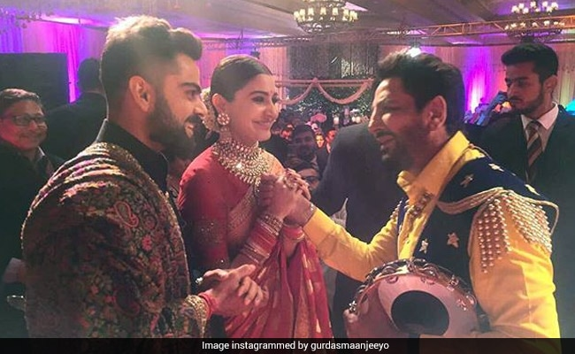 'Anushka Sharma And Virat Kohli Showered Love On Me,' Tweets Gurdas Maan