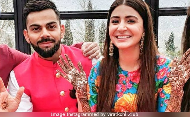 Guess Who Warned Anushka Sharma, Virat Kohli Against A 'Tamasha' And Suggested Italy?