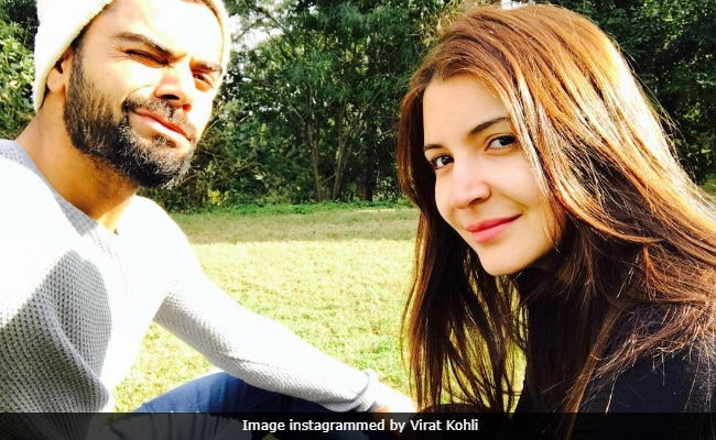 Anushka Sharma And Virat Kohli's Band Baaja Baaraat? Twitter Can't Even...
