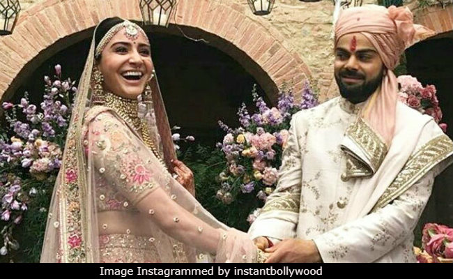 Anushka Sharma And Virat Kohlis Band Bajaa Baraat Viral Videos From Wedding Of The Year