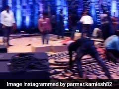 Virat Anushka Mumbai Reception : इस डांस फ्लोर पर नाचेंगे Virushka, Viral हुआ वीडियो