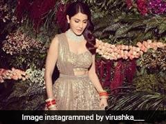 Virushka Mumbai Reception: सूट-बूट में विराट तो लहंगे में दिखीं अनुष्का, इस ड्रेस के पीछे छिपा है राज