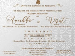 Ndtv online wedding invitations