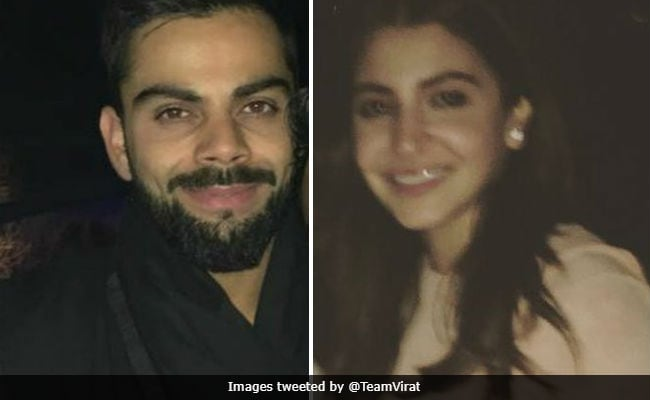 After The Wedding Hka Sharma And Virat Kohli Partied With Friends Family