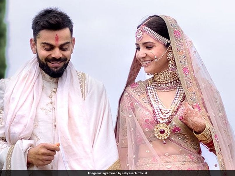 For Virat Kohli And Anushka Sharma, Wishes Pour In From Cricketers Across The Border