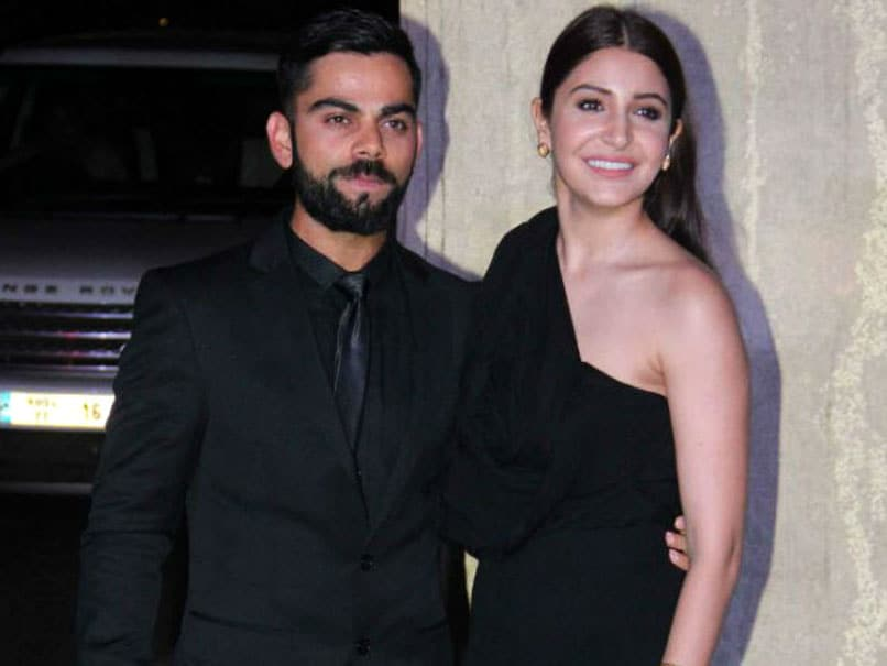 Photos: Virat Kohli, Anushka Sharma Arrive For Their Wedding Reception In Mumbai