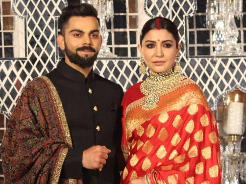 Watch: Virat Kohli, Anushka Sharma Scorch The Dance Floor With Killer Moves