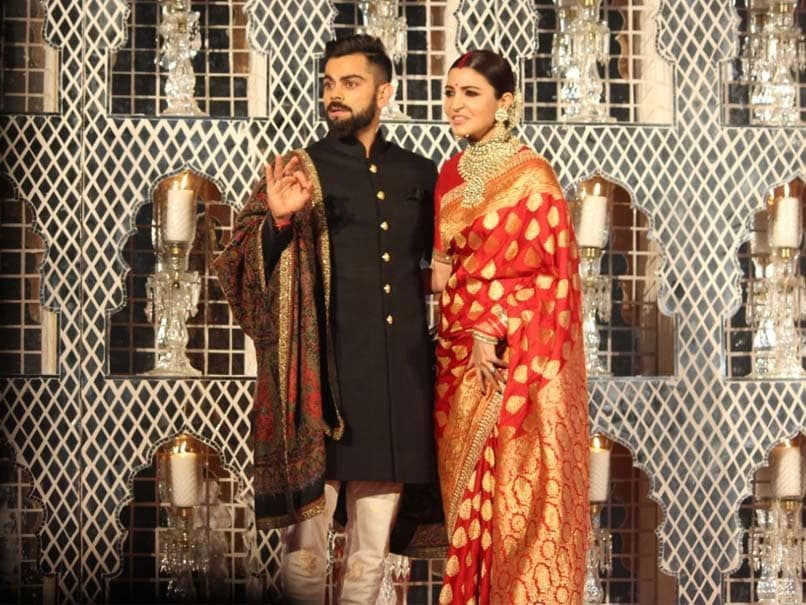 Virushka Wedding Reception: It's All Traditional For Virat, Anushka