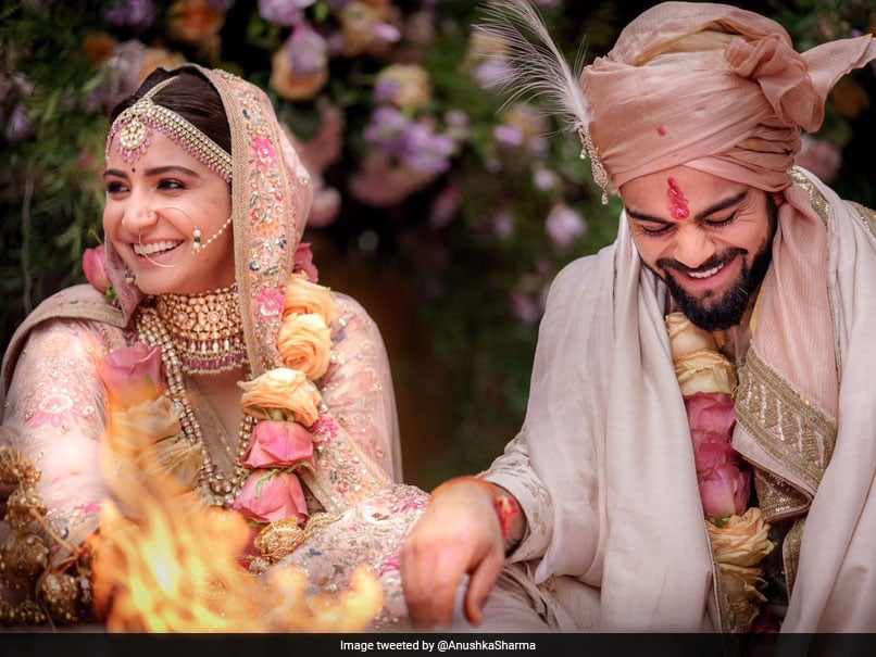 Virat Kohli Seeks Marital Tips From Ajinkya Rahane With Special Message