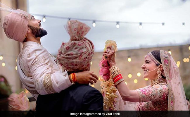 Ask BJP Whom To Marry: Congress Jibe After Virat Kohli Called Unpatriotic